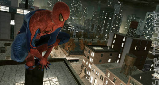 Amazing Spiderman 2 Game Announcement