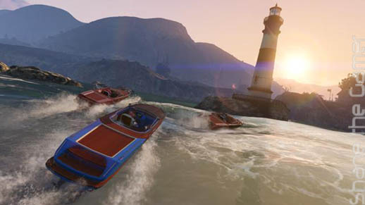 GTA V's Beach Bum Free DLC Announcement - News
