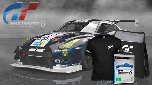 Get in to Win the Ultimate GT6 Prize Pack