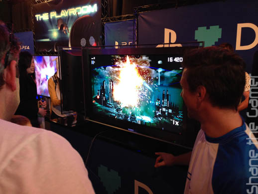 PS4 at Armageddon 2013 - News