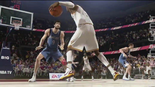 NBA Live 14 Demo Coming to Next Gen - News