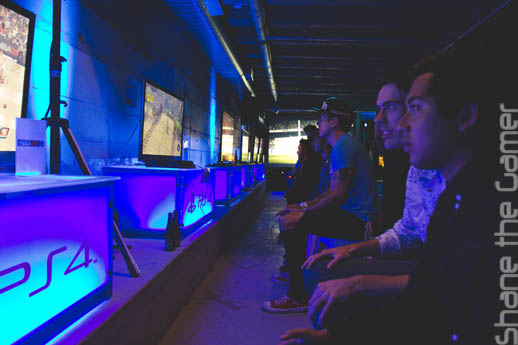 PS4 Launch