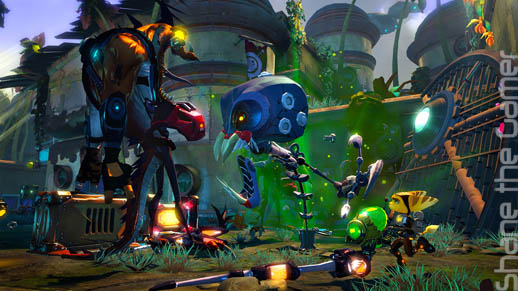 Ratchet and Clank Nexus - Review