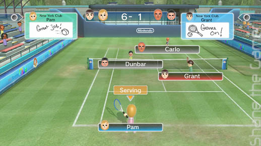 Wii Sports Club Announcement
