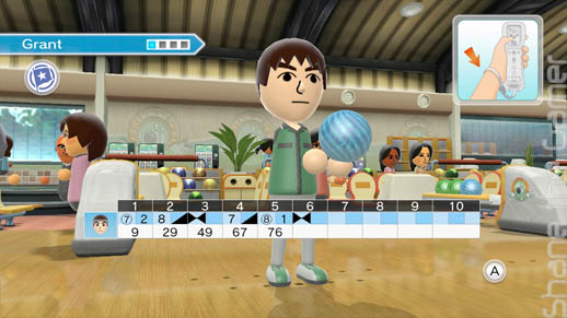 Wii Sports Club Announcement