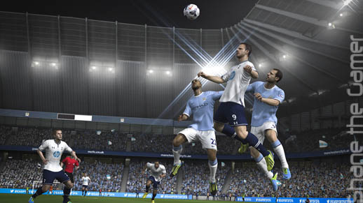 FIFA 14 Xbox Interview - Feature