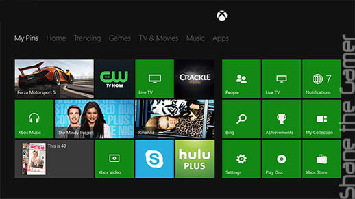 Apps Come to Xbox One