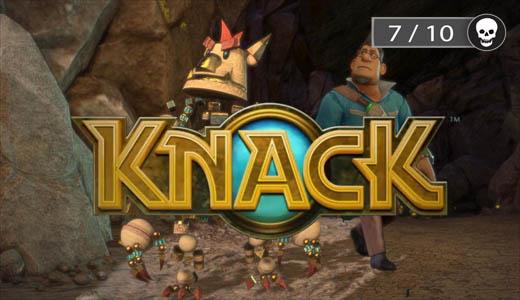 Knack - Reviewed