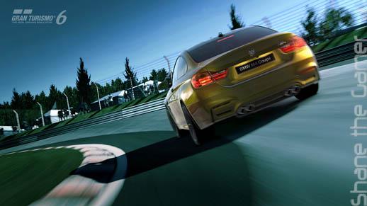GT6 BMW M4