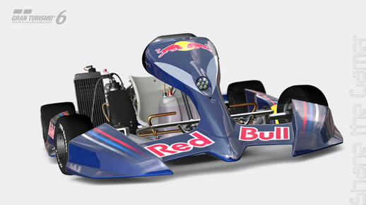 GT6 Red Bull Update - News