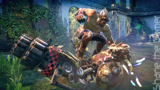 Enslaved Odyssey to the West PC - Review