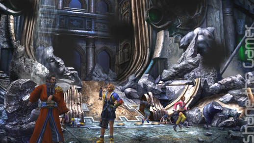 Final Fantasy X - X2 Coming to Vita - News