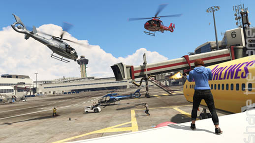 GTA 5 Capture Mode Announcement - News