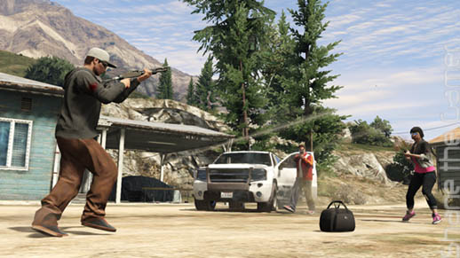 GTA 5 Capture Mode Announcement - News
