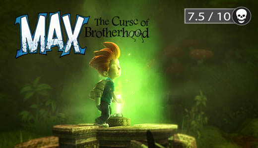 Max- The Curse of Brotherhood Reviewed