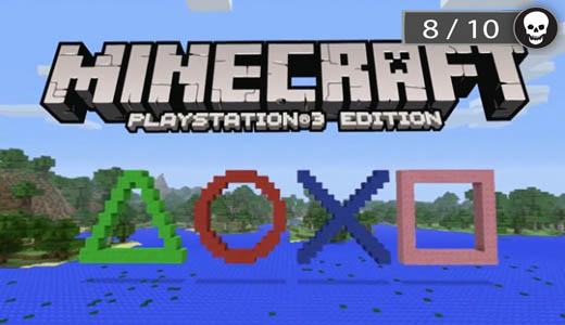 Minecraft PS3 Edition - Review