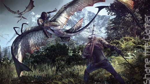 The Witcher 3 Announcement - News
