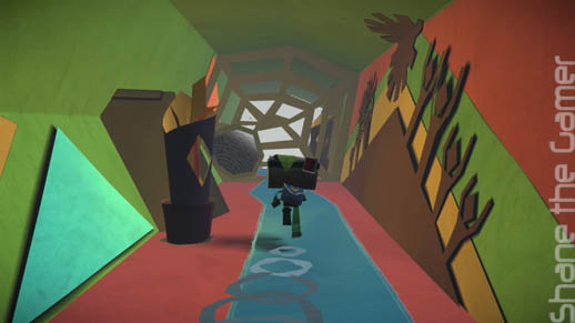 Tearaway - Review