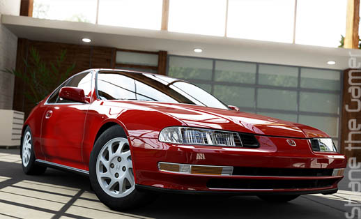 Forza 5 Honda DLC