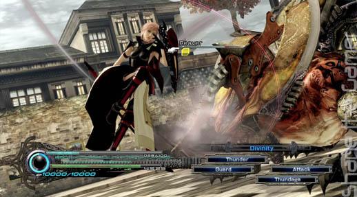Final Fanstasy: Lightning Returns