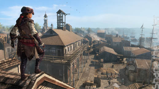 Assassins Creed: Liberation HD