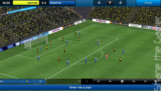 Football Manager Classic Vita