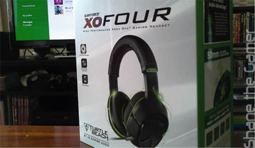 Earforce XO Four