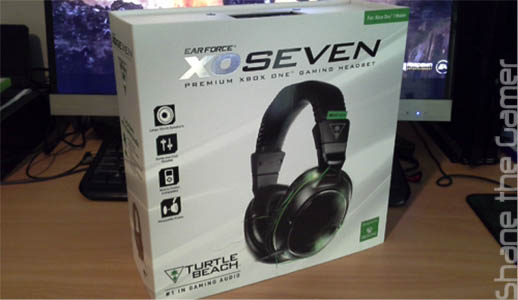 Earforce XO Seven