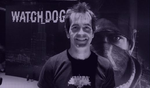 Kevin Shortt - Watch Dogs Lead Story Developer