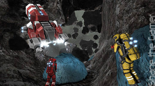Space Engineers: Early Access – Review – STG