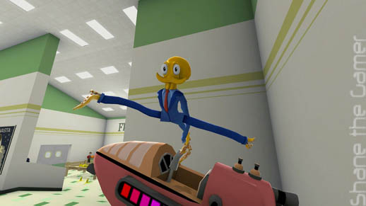 Octodad the Dadliest Catch