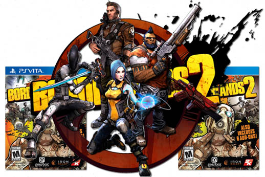 Borderlands 2 Vita Competition