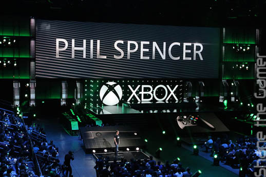 Xbox-E3-Phil Spencer Speech at E3, 2014