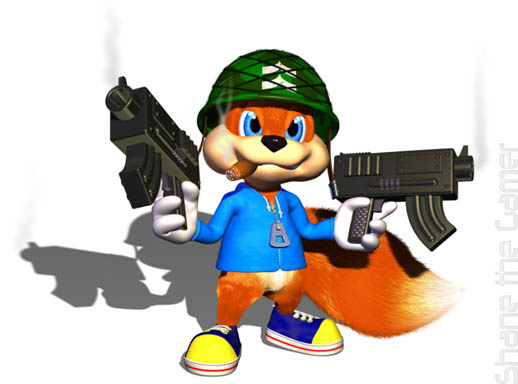 Conker: Bad Fur Day
