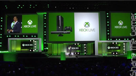 Xbox 360 Announcements - E3 2014
