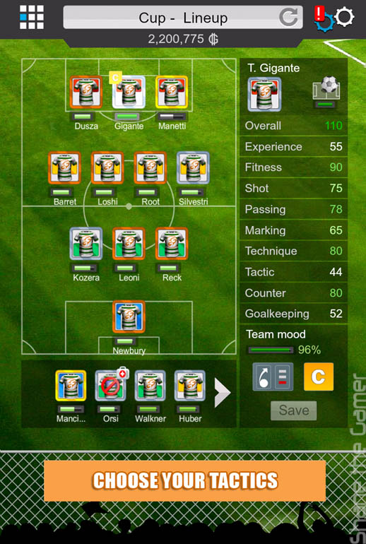 GOAL Football Manager 2014