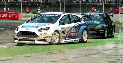 Grid Autosport