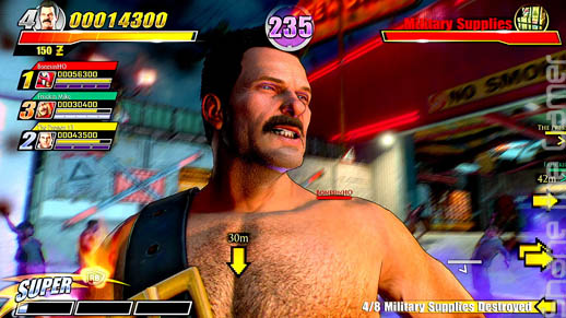 Super Ultra Dead Rising 3 Arcade Remix Hyper Edition EX