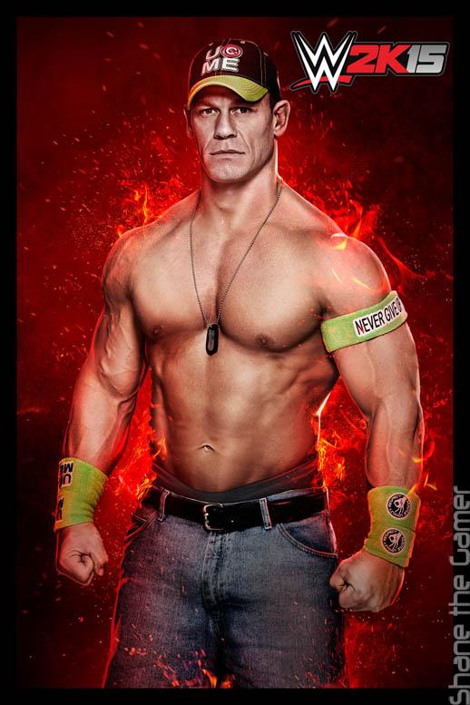 WWE 2k15 John Cena