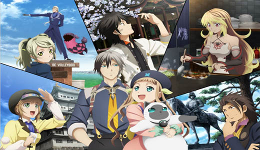 Tales of Xillia 2 - Preview