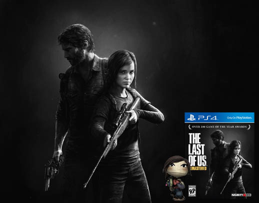The Last of Us Remastered Competition Prizes