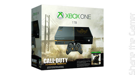 Xbox Call of Duty: Advanced Warfare Day Zero Edition
