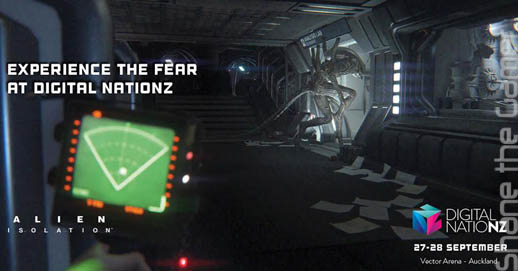 Alien Isolation at DNZ