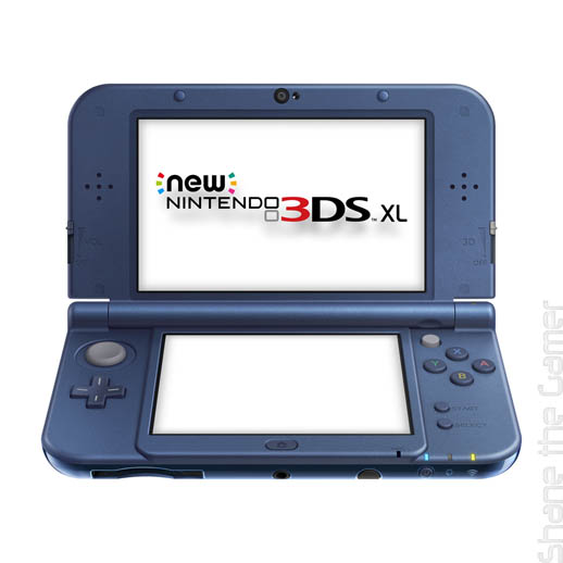 New Nintendo 3DS XL Metallic