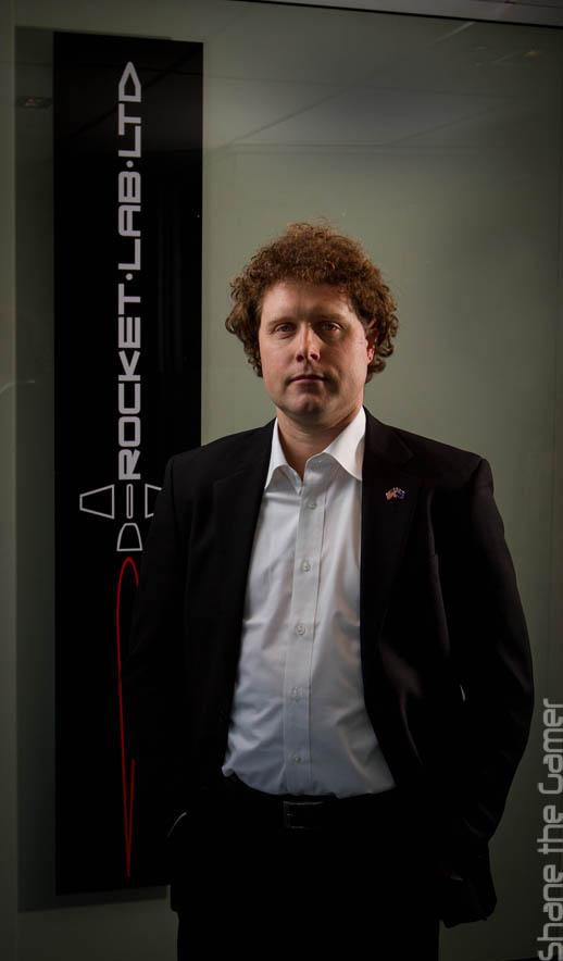 Peter Beck - Rocket Lab