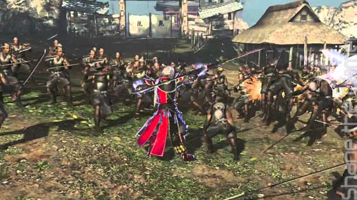 Samurai Warrior 4