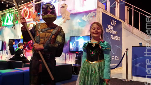 TMNT: Zeph & Princess: Katelin
