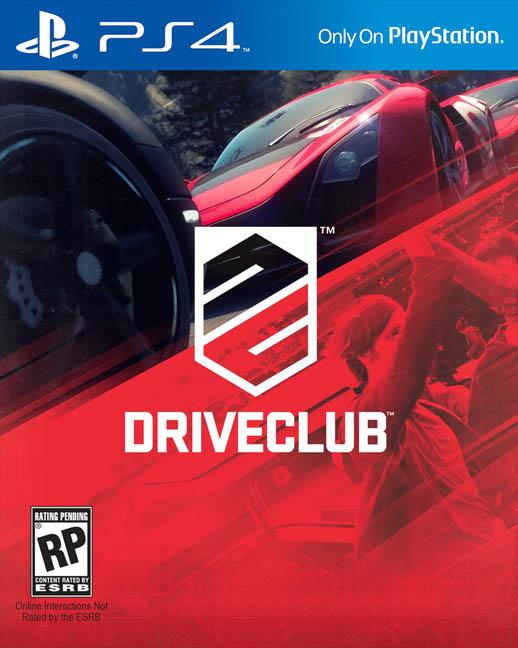 Drive Club - PS4