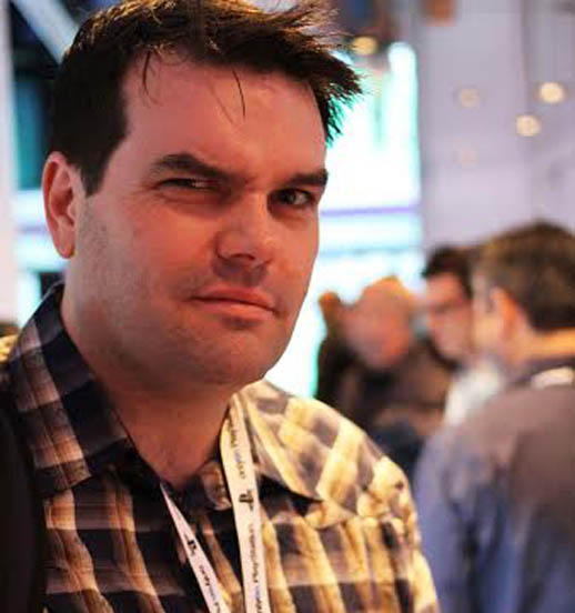 Marcus Smith - Creative Director at Insomniac Games   Sunset Overdrive