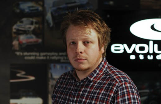 Simon Barlow - Design Director | #DriveClub